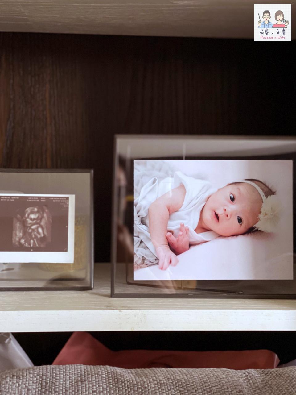 【育兒⋈生活】在家也能拍出攝影棚質感的抓周寫真!女鵝抓周紀錄和流程分享 @台客X文青的夫婦日常