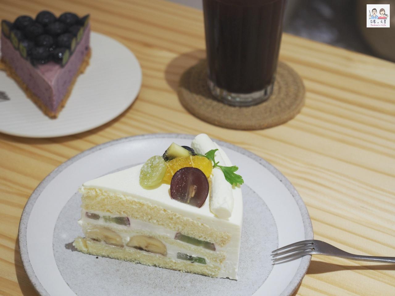 【桃園⋈咖啡】簡單少負擔的好味道「日福書法店」  清新的木質系空間享愜意午後 @台客X文青的夫婦日常