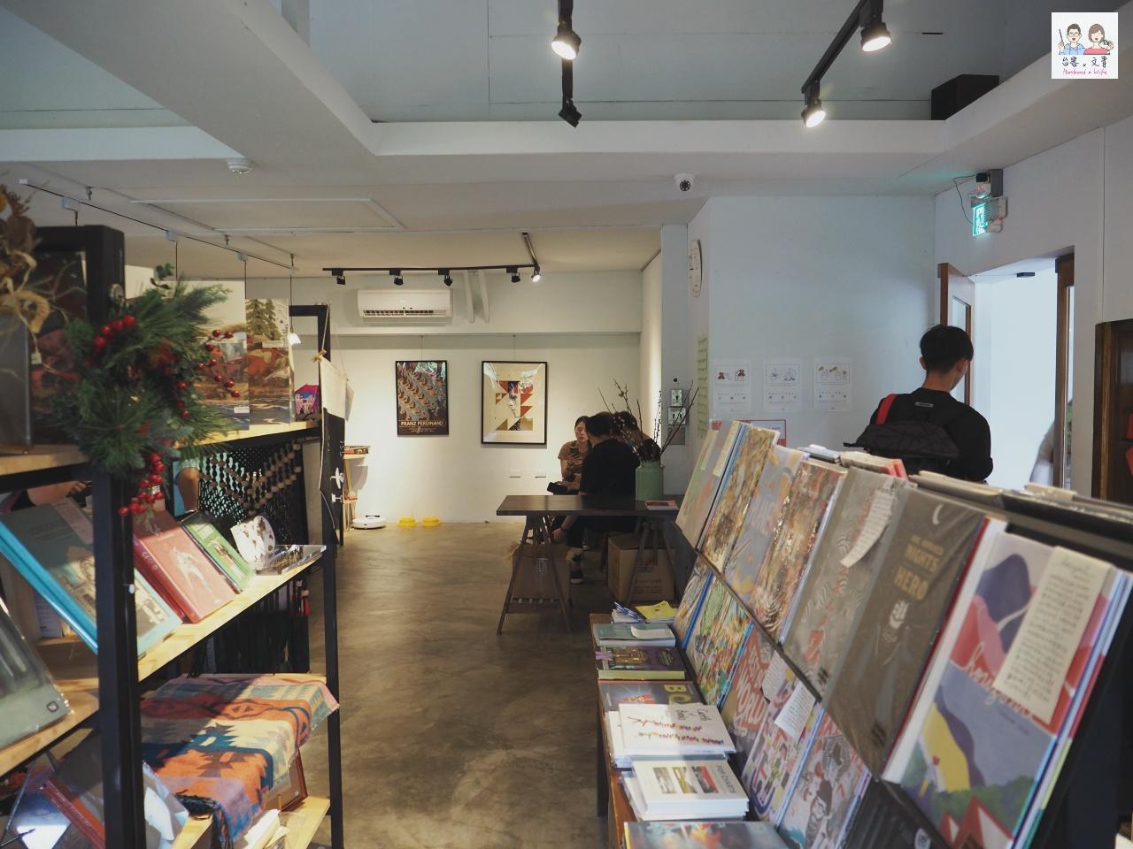 【台北⋈咖啡】開至深夜的繪本咖啡店「生活在他方-夜貓店」 在山林裡眺望夜景和星空 @台客X文青的夫婦日常
