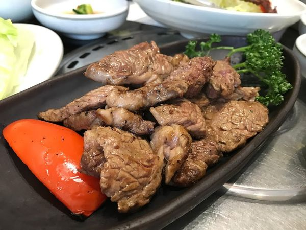 【台北⋈美食】好滋味的正宗韓式料理「三元花園」 @台客X文青的夫婦日常