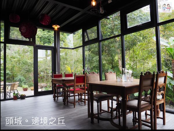 【宜蘭⋈咖啡】(有影)環繞在山林綠意中的「Border Hill邊境之丘」 在優雅的歐風建築享用下午茶 @台客X文青的夫婦日常